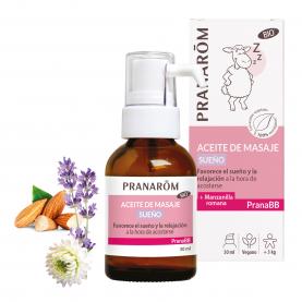 Aceite de masaje - Sueño - 30 ml | Pranarôm