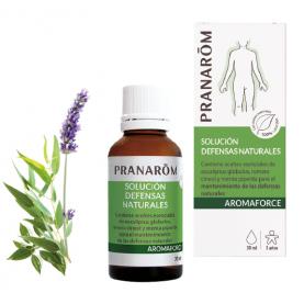Solución - Defensas naturales - 30 ml | Pranarôm