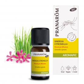 Sinergia Citronela+ - 10 ml | Pranarôm