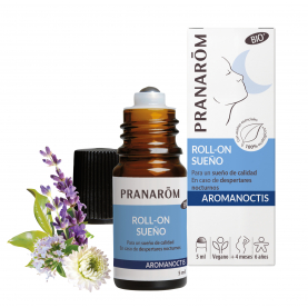 Roll-on Sueño - 5 ml | Pranarôm