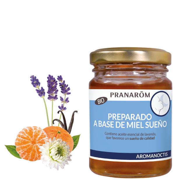 Preparado a base de miel Sueño - 100 ml   Pranarôm