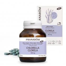 Clorela - 150 comprimidos | Pranarôm