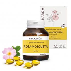 Rosa mosqueta - 60 cápsulas | Pranarôm