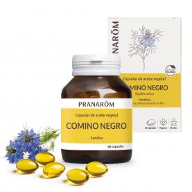 Comino negro - 60 cápsulas | Pranarôm