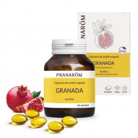 Granada - 60 cápsulas | Pranarôm