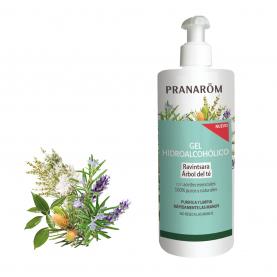 Gel hidroalcohólico - 500 ml | Pranarôm