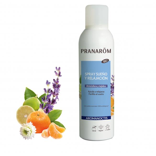 Spray Sueño y relajación - 150 ml   Pranarôm