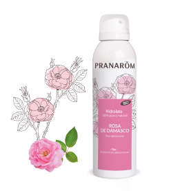 Hidrolato Rosa de Damasco - 150 ml | Pranarôm