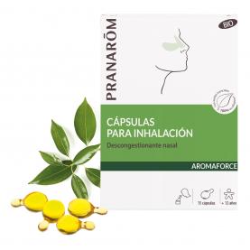 Cápsulas inhalación DM - 15 cápsulas | Pranarôm