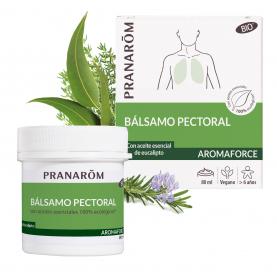 Bálsamo pectoral - 80 ml | Pranarôm