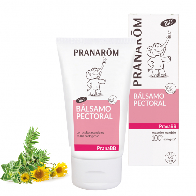 Bálsamo pectoral - 40 ml | Pranarôm