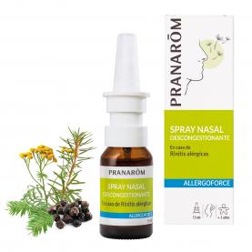 Spray nasal - Descongestionante DM - 15 ml | Pranarôm