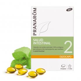 2 - Salud intestinal - 30 cápsulas | Pranarôm