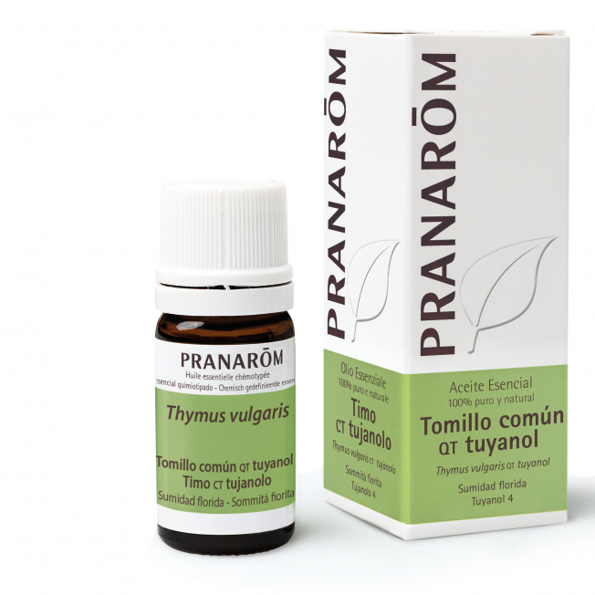 Tomillo común QT tuyanol - 5 ml | Pranarôm