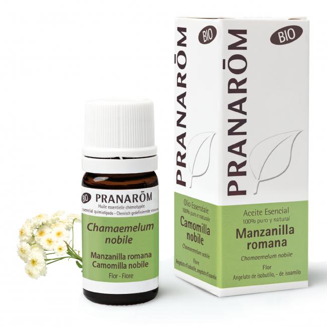 Manzanilla romana - 5 ml | Pranarôm