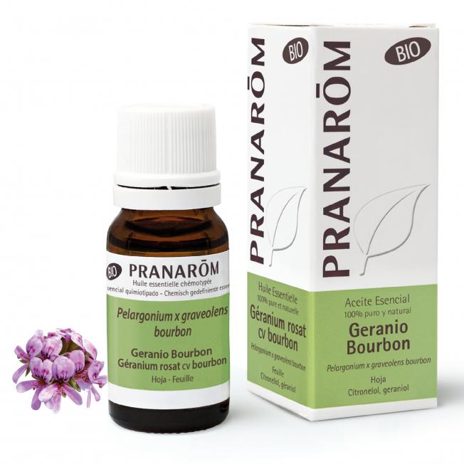 Geranio Bourbon - 10 ml | Pranarôm