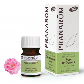 Rosa de Damasco - 2 ml | Pranarôm