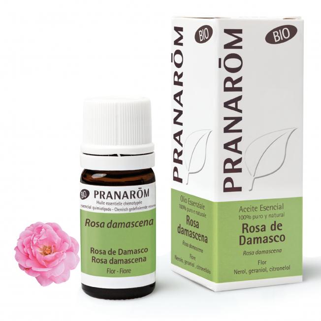 Rosa de Damasco - 5 ml   Pranarôm