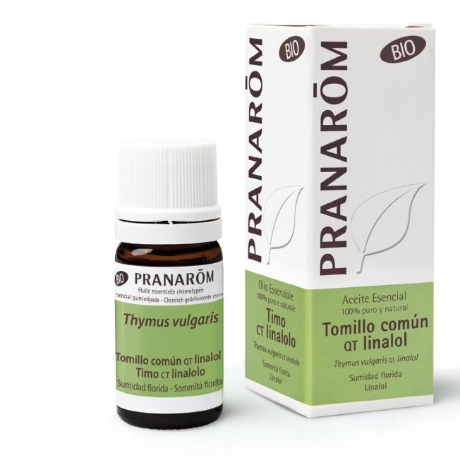 Tomillo común QT linalol - 5 ml | Pranarôm