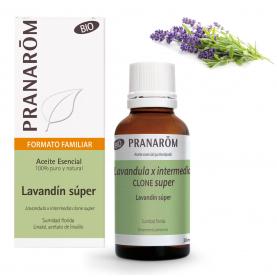 Lavandín súper - 30 ml | Pranarôm