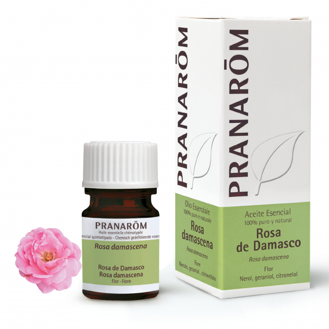 Rosa de Damasco - 5 ml | Pranarôm