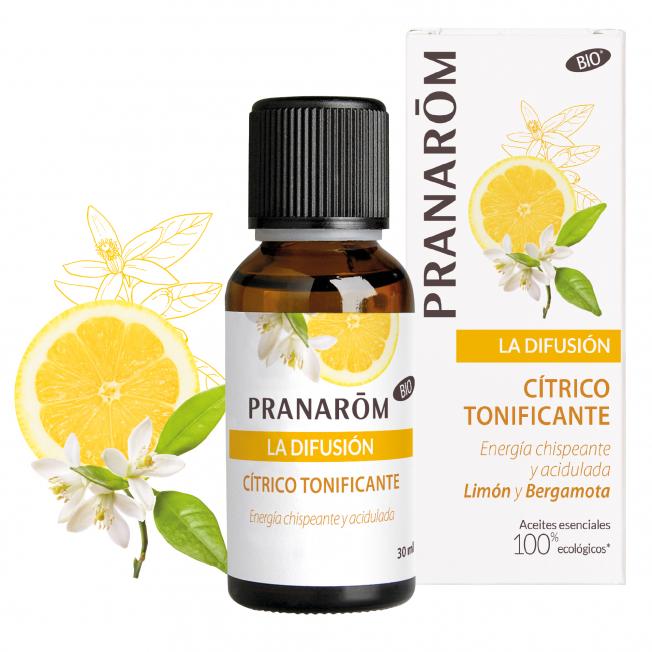 Cítrico tonificante - 30 ml   Pranarôm