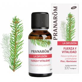 Fuerza y vitalidad - 30 ml | Pranarôm